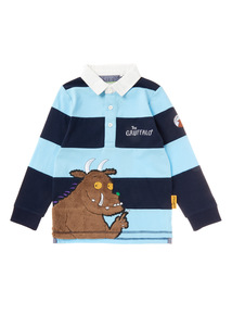 Multicoloured Gruffalo Long Sleeve Rugby Shirt (9 months - 5 years)