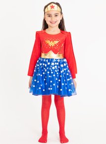 Online Exclusive DC Wonder Woman Costume (2-12 years)
