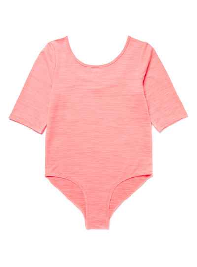 Pink Leotard (3-14 years)