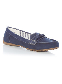 Sole Comfort Knot Loafers