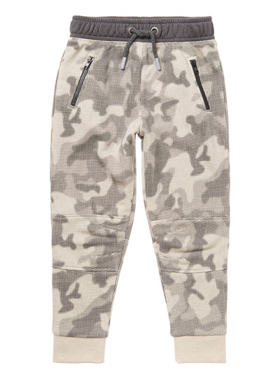 Multicoloured Camo Fashion Jogger (3-12 years)
