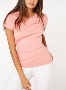 Online Exclusive Cotton Round Neck T-Shirt