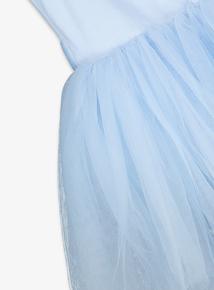 Blue Tutu Dress (2- 10 years)
