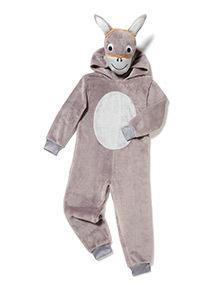 Grey Christmas Donkey Costume (3-10 years)
