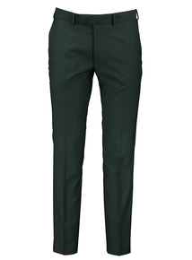 Forest Green Slim Fit Trousers
