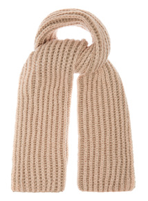 Knitted Oversized Scarf