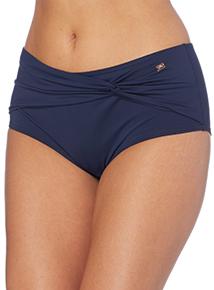Gok Navy Control Shorts