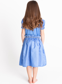 Matilda Blue Dress Costume (3-10 years)