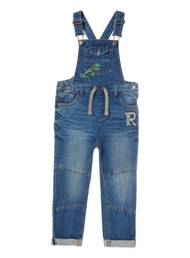 Blue Denim Dungaree (9 months-6 years)