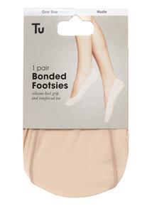 Nude Bonded Footsies