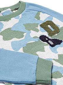 Camouflage Sweatshirt (0-24 months)