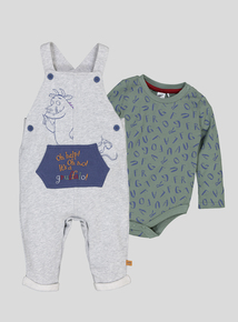 Multicoloured The Gruffalo Bodysuit & Dungarees (0-24 months)