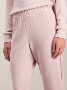 Dusky Pink Pyjama Bottoms