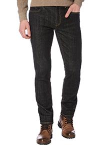 Black Slim Stretch Denim Jeans