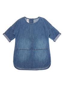 Denim Dress (3 - 12 years)
