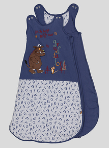 Blue & Grey The Gruffalo Print 2.5 Tog Sleep Bag (Newborn - 36 months)
