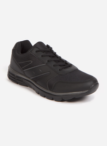 Black Active Lightweight Trainers