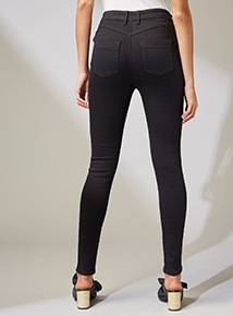 Premium Black Skinny Jeans