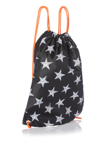 Black Star Swim Bag