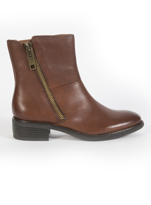 Premium Brown Chunk Boots