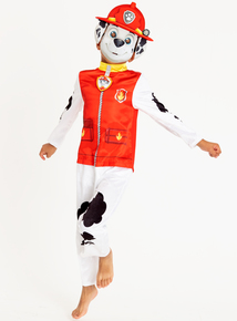 Online Exclusive Paw Patrol Marshall Multicoloured Fancy Dress Costume (1-8 years)