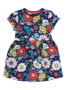 Multicoloured Floral Dress (9 months - 6 years)