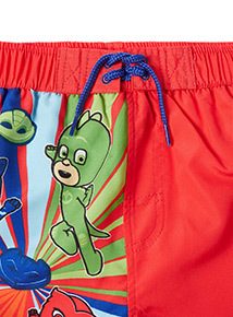 Multicoloured PJ Masks Swim Shorts (18 months - 7 years)
