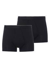 Black Modal Trunks Pack of 2