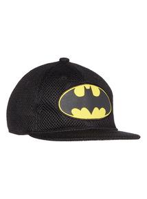 Black Batman Cap (3-13 years)