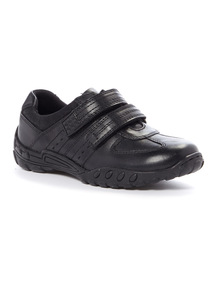 Black Velcro Shoes