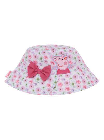 b31a7727bbfa1 Kids Girls Multicoloured Peppa Pig Bucket Hat (1-6 years)