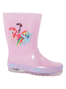 'My Little Pony' Glitter Welly (6 Infant - 2)