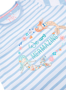 Multicoloured Mermaid Nightie (3-14 years)