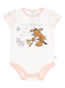 Girls Pink Gruffalo Bodysuit (0 - 24 months)