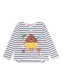 Multicoloured Hey Duggee Top (9 months-6 years)