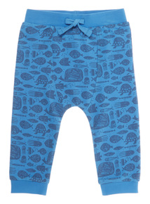 Blue Sea Joggers (0 - 24 months)