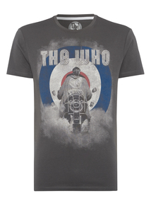 Grey The Who Band Tour Tee