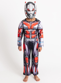 Online Exclusive Marvel Antman Multicoloured Costume (3-10 years)