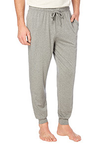 Grey Modal Jersey Trousers