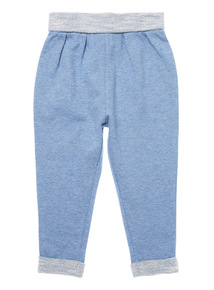 Blue Marl Joggers (9 months - 6 years)