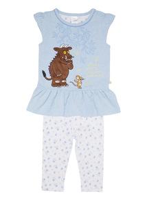 Gruffalo Dress And Leggings Set (0 - 24 months)