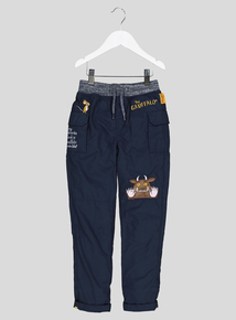 Gruffalo Navy Lined Trousers (9 months - 6 years)