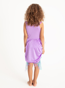 Multicoloured Mermaid Fancy Dress Costume (3-10 years)