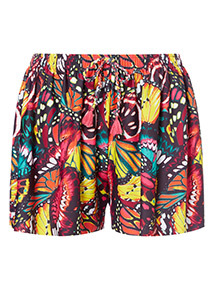 Butterfly Print Swim Shorts