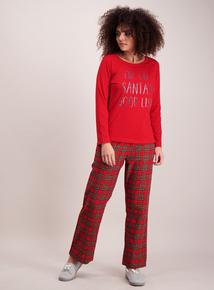 Santa's Good List Pyjamas