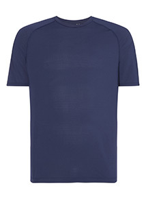 Admiral Performance Quick Dry Breathable Airtex Tee