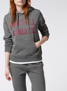 Online Exclusive Russell Athletic Logo Hoodie