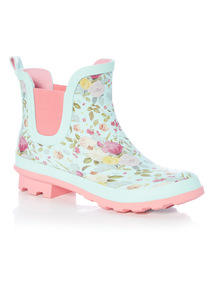 Multicoloured Mother's Day Welly
