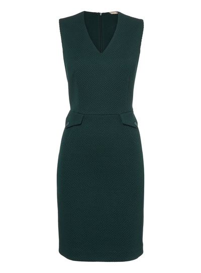 Green Pointe Dress