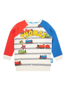 Boys Multicoloured Thomas the Train Top (9 months-6 years)